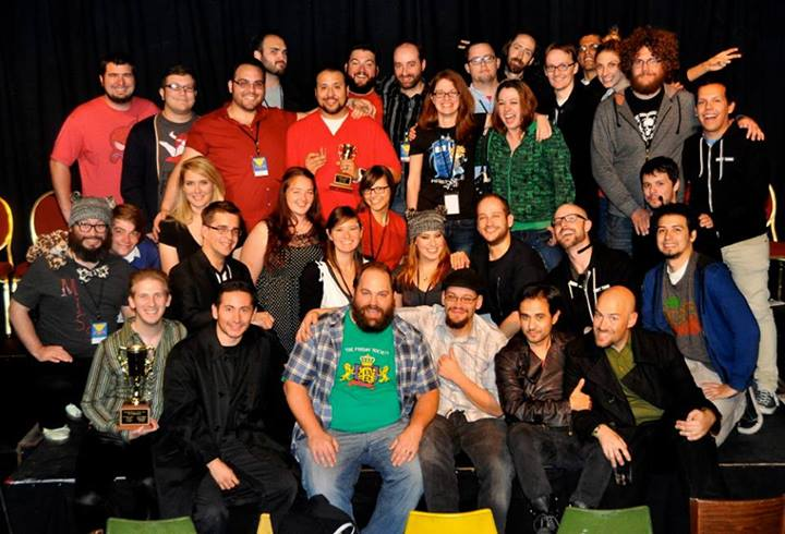 improv cup 2013 group photo