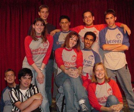 Glendora High School Comedy Sportz 2002